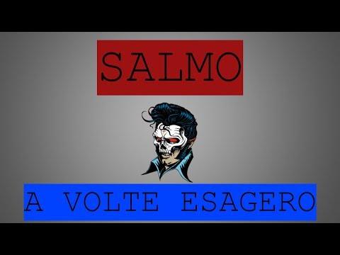 "Salmo chiude 84 RIME in ""A Volte Esagero"" | Check The Rhyme ITA"