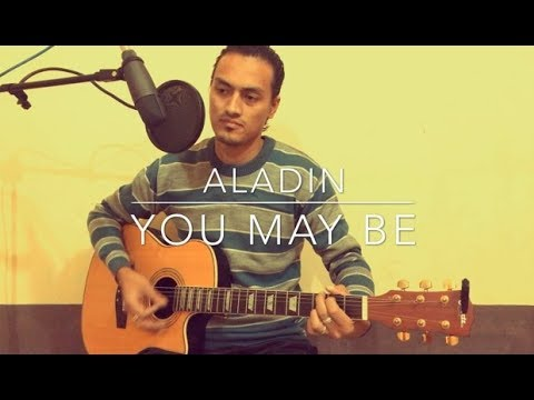 You May Be Aladin Guitar Cover