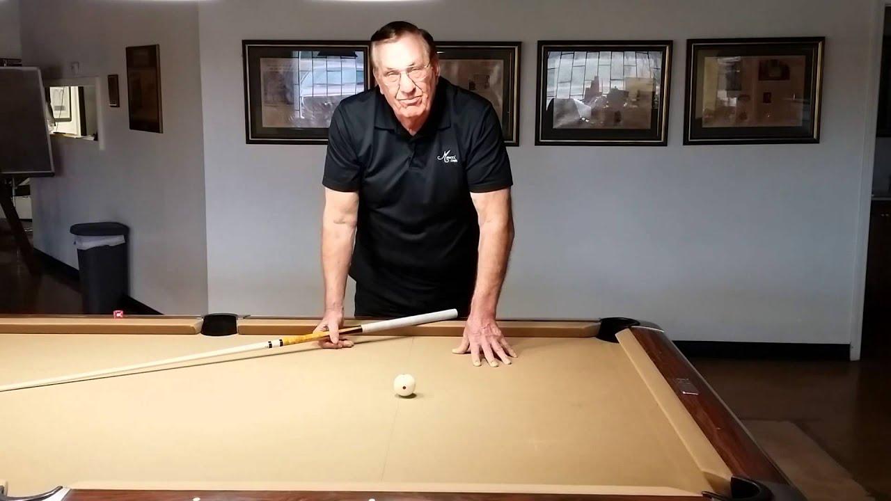 Meucci Lesson 1 Deflection Billiard Channel - YouTube