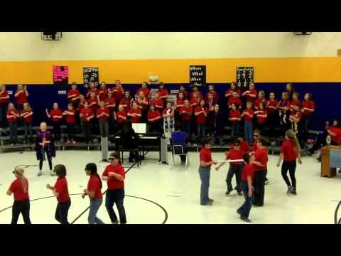 Simmons Elementary 4th Grade Musical - Mighty Minds