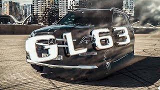 видео: Папа любит вальнуть вечерком. Mercedes GL63AMG.