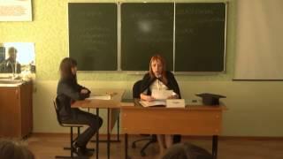 Суд над Владимиром Дубровским МБОУ СОШ № 126 г.Барнаул