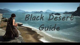 Black Desert - Quicktip - Woher man eine erste Angel bekommt