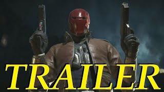 INJUSTICE 2 - RED HOOD TRAILER