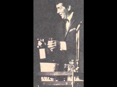 Dean Martin -When You're Drinkin (1962 Part 1)