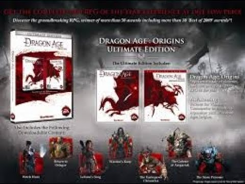 """Dragon Age - Origins : Исправляем """"баг"""" с неработающими длс"""
