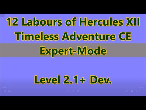 12 Labours of Hercules XII: Timeless Adventure CE Level 2.1 |
