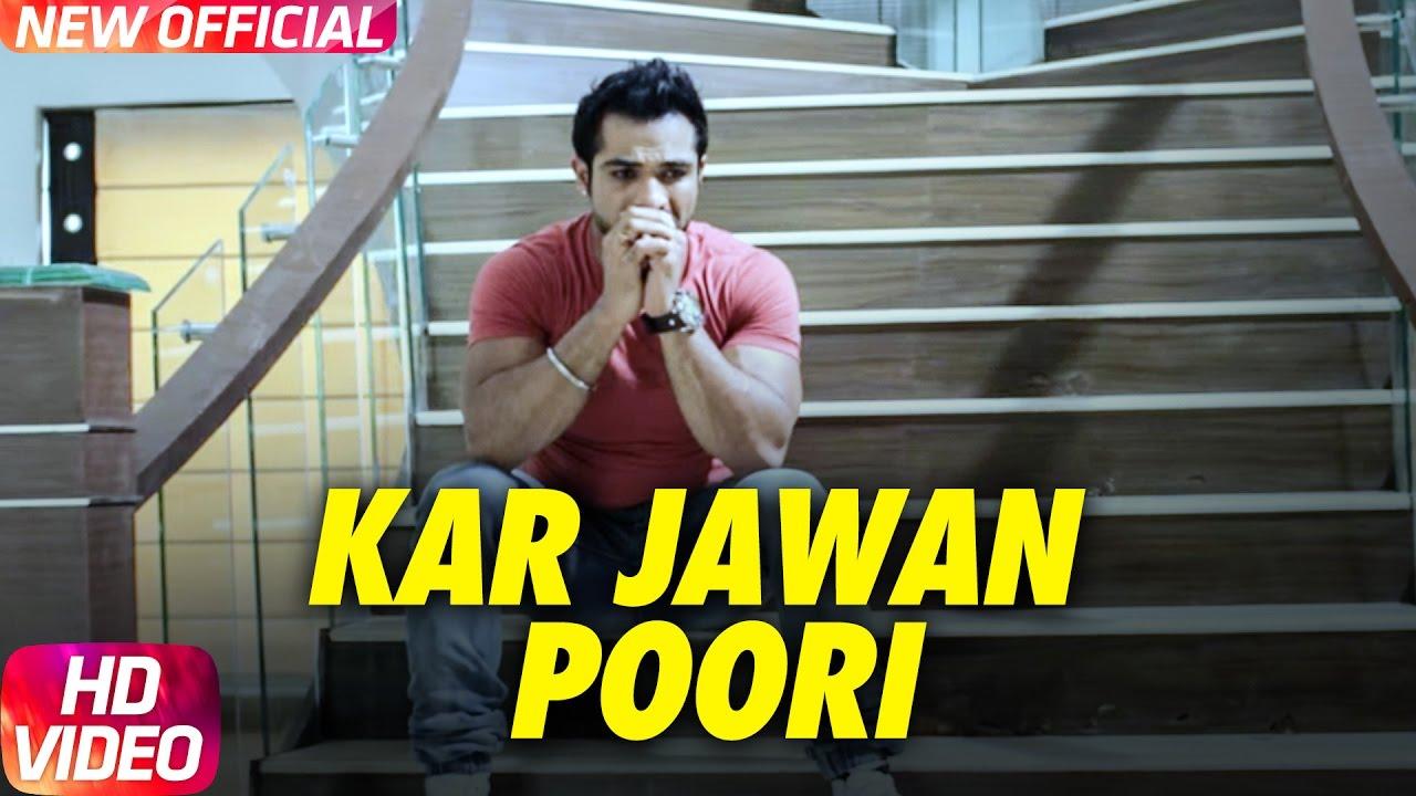 Kar Jawan Poori | Big Daddy | Firoz Khan | Releasing on 21st April | Speed Records