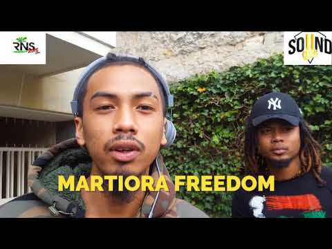 MARTIORA FREEDOM RNS