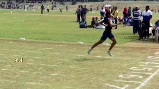 200m Run Final (Girls  U19) REPUBLIC DAY SPORTS MEET 2018-2019.