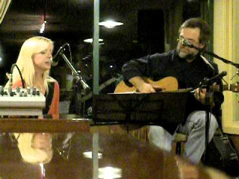 Dan Hocott and Elizabeth Wilde Aber at Peaberry's ...