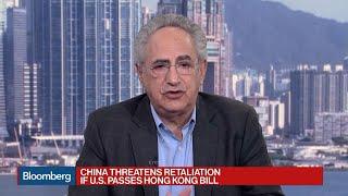 China Will Keep Hong Kong Bill Separate from Trade talks, Says HKUST's Zweig