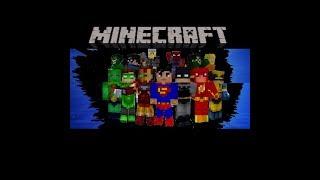 Супергеройская сборка Minecraft 1.12.2