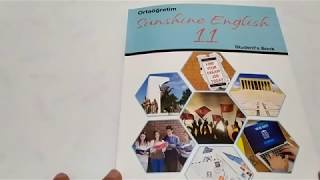 11.sınıf İngilizce Theme 1 Jobs sayfa 9,10,11