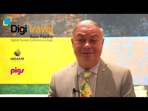 3rd Digi.travel Asia-Pacific Conference & Expo - 20 June 2018 - Eric Hallin #3