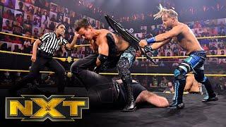 Drake Maverick & Killian Dain vs. Ever-Rise: WWE NXT, Oct. 21, 2020