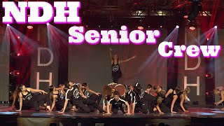 NATIONAL DANCE HONORS SENIOR CREW -Choreo by MJ & Tyne Stecklein