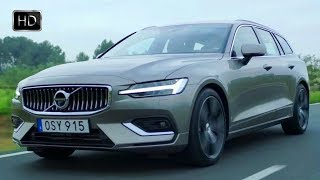 2019 Volvo V60 T6 Inscription AWD Wagon Exterior Interior Design & Drive HD