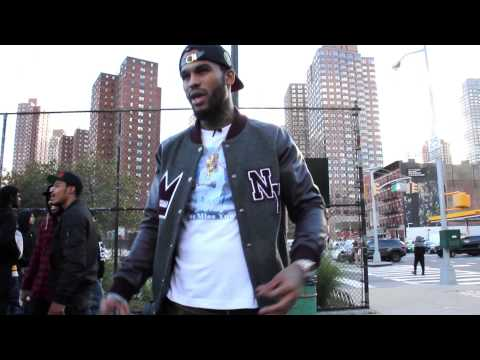 FIELD TRIP E02: DAVE EAST IN STANLEY ISAACS COURTS (96TH/1ST AVENUE)