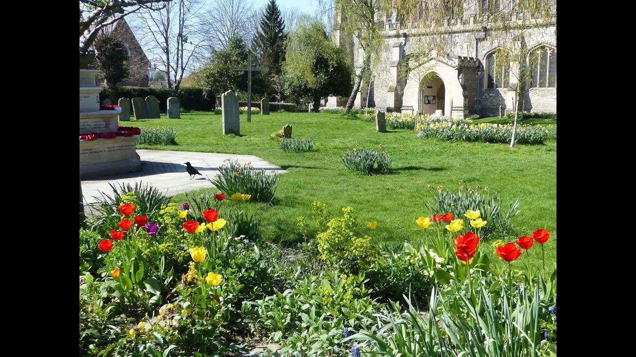 Tring Team Parish - 10AM 9th May 2021 - Easter 6