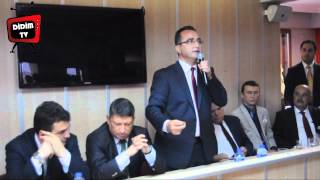 Didim CHP'de bayramlaşma yapıldı