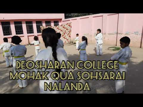 Shobukai karate training center Nalanda