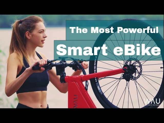 The Powerful Smart eBike | Innovative Startups | business ideas