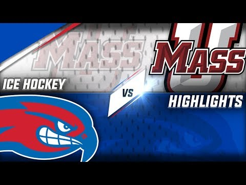 Ice Hockey: UMass Lowell vs. UMass Amherst