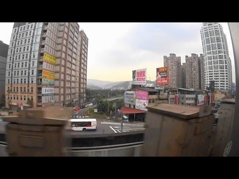 台湾旅行 Taiwan travel 2017 Ⅰ-15 台湾の車窓から