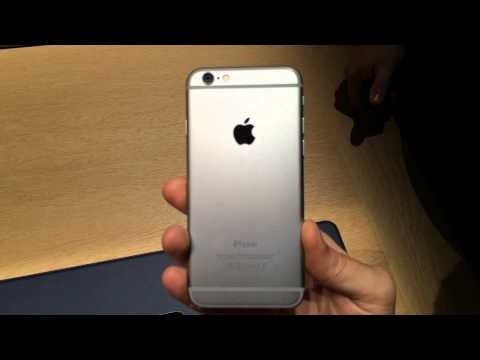 iPhone 6 Hands on