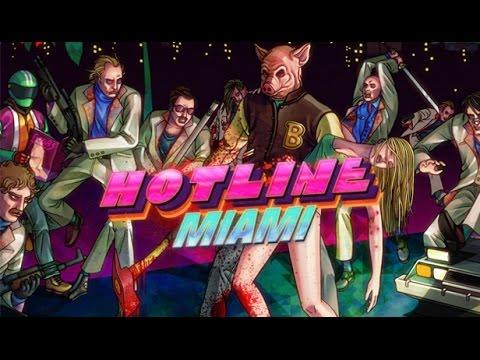 Hotline Miami - Primer Contacto e Impresiones   Gameplay Español
