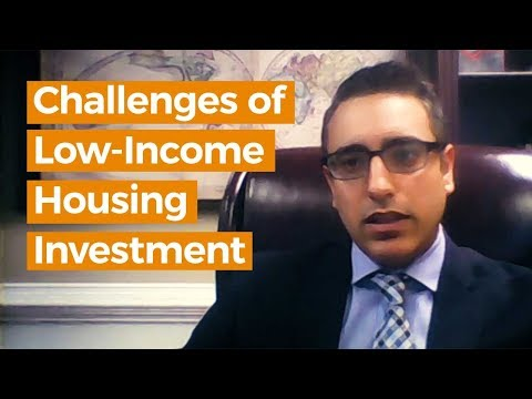 Challenges in the Low-Income Housing Sector | YEC Member - Ali Jamal