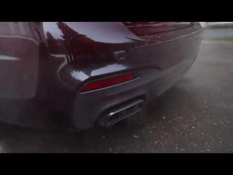 BMW M550 G30 Exhaust sound (Stock)