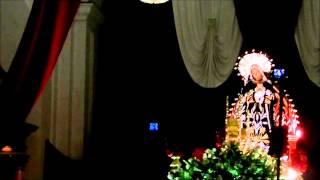 XIV Aniversario de Consagración, María Santísima de La Soledad, Templo de la Escuela de Cristo