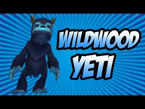 Wizard101: Wildwood Yeti Pet Showcase