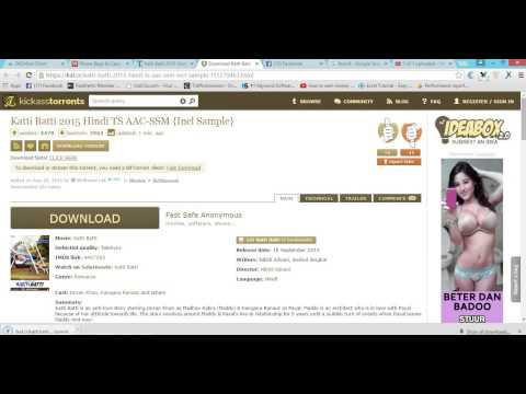 how to movi download in torrent