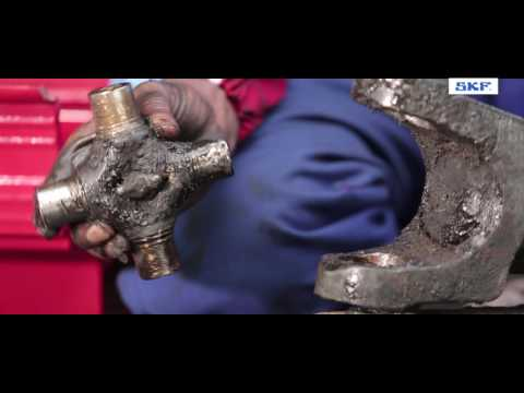 How to mount SKF Universal Joint Kit