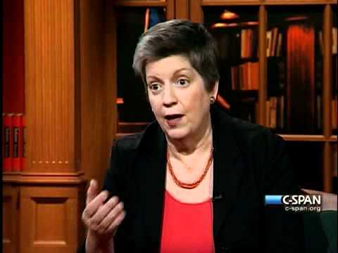 Secretary Napolitano on E-Verify & Immigration