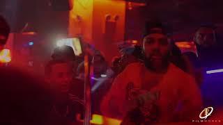 50 cent celebrates xmas Club Lust Ny