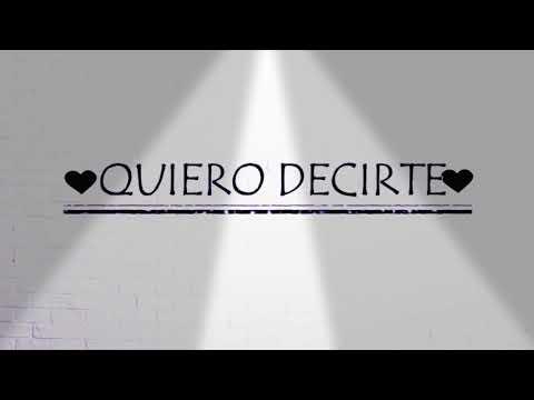 Sebastián Yatra-Quiero Decirte letra
