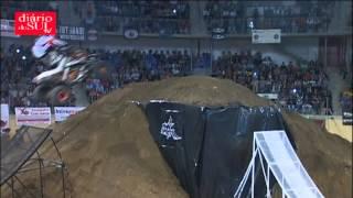 Évora: Freestyle Motocross põe Arena ao rubro