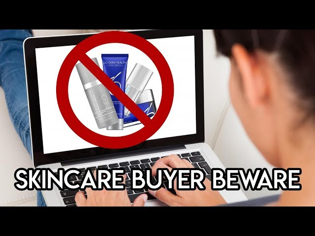 Skincare Buyer Beware