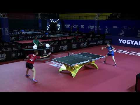 24th ITTF – ASIAN TABLE TENNIS CHAMPIONSHIPS  – YOGYAKARTA 2019