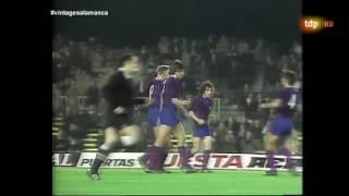 FC Barcelona 3 - UD Salamanca 1 (Liga 1977/78)