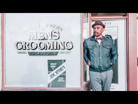 Nomad Barber - The Art of being a Gentleman
