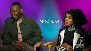 Janelle Monae and Cotton Mouth  Interview for Moonlight