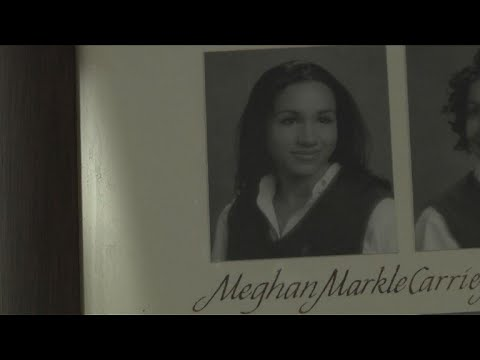 Meghan Markle's LA high school 'very excited' about engagement