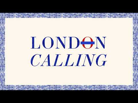 Title Sequence: London Calling with Imogen Lloyd Webber