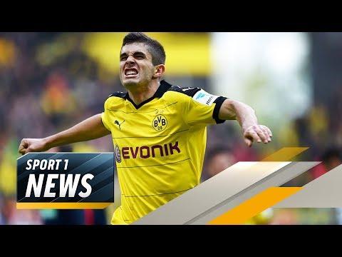 Christian Pulisic schließt Wechsel zum FC Bayern aus | SPORT1 - Der Tag