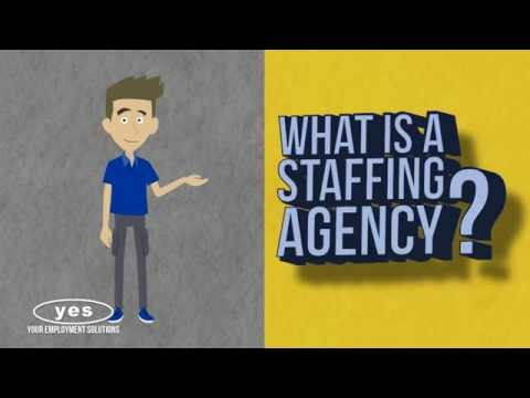 What is a Staffing Agency?